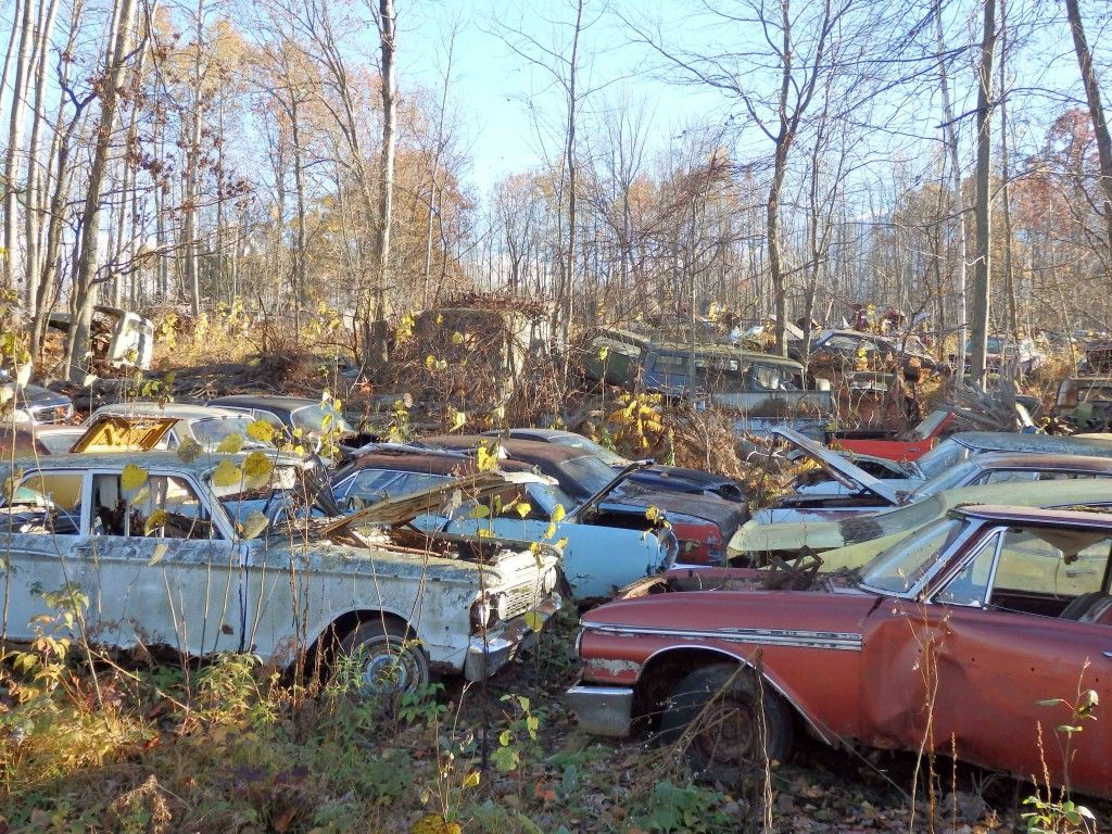 places to junk cars near me